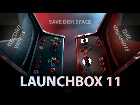 LaunchBox Crack 11.0 Plus Keygen Full Free Download