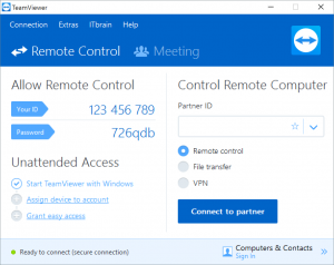 TeamViewer 15.8.3 Crack + Activation Key Free Download [2020]